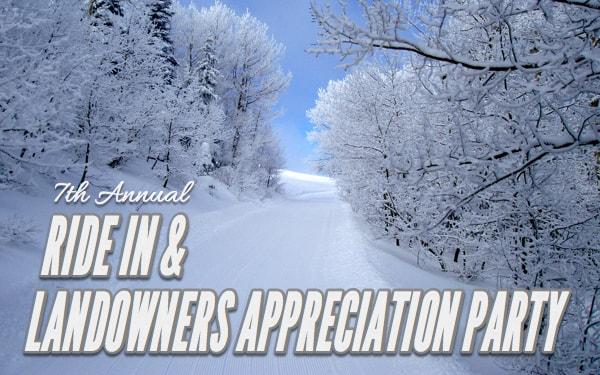 Landowners Appreciation Party