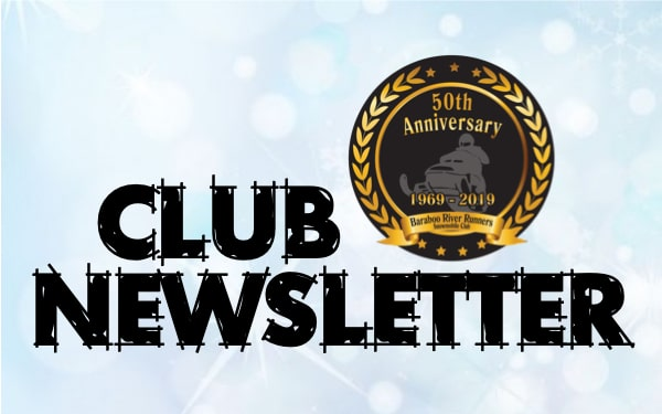 River Runners Club Newsletter