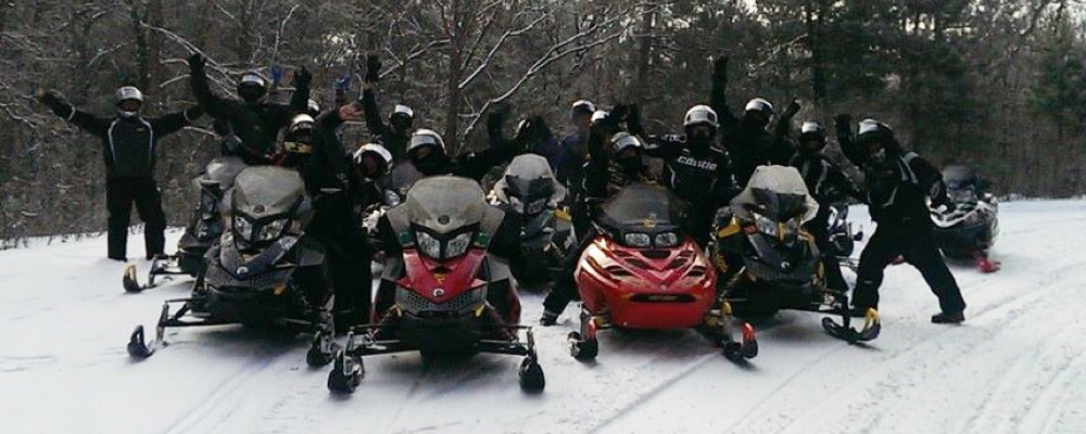 Snowmobile Club Meeting